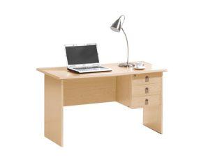 """Γραφείο """"SIGNAL"""" σε χρώμα σονόμα 140x60x75"""