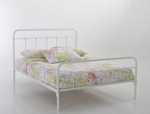 Διπλό κρεβάτι με μπάρες χωρίς σανίδες, Asper