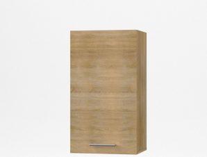 """Πάνω ντουλάπι κουζίνας """"ALINA"""" σε χρώμα σονόμα 40×30,5×71,8"""