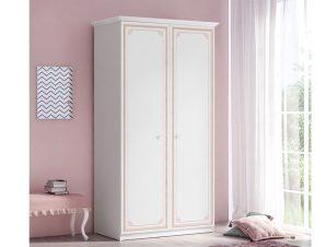 Παιδική ντουλάπα SE-PINK-1001