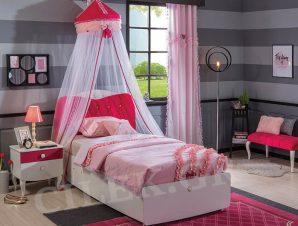 Παιδικό κρεβάτι με αποθηκευτικό χώρο RB-1705 – RB-1705